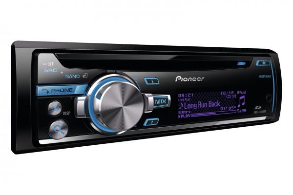 Autoradio Pioneer DEH-X8600BT