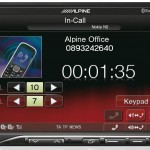 Autoradio Alpine ICS-X7