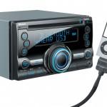 Autoradio Clarion cx501e-ipod